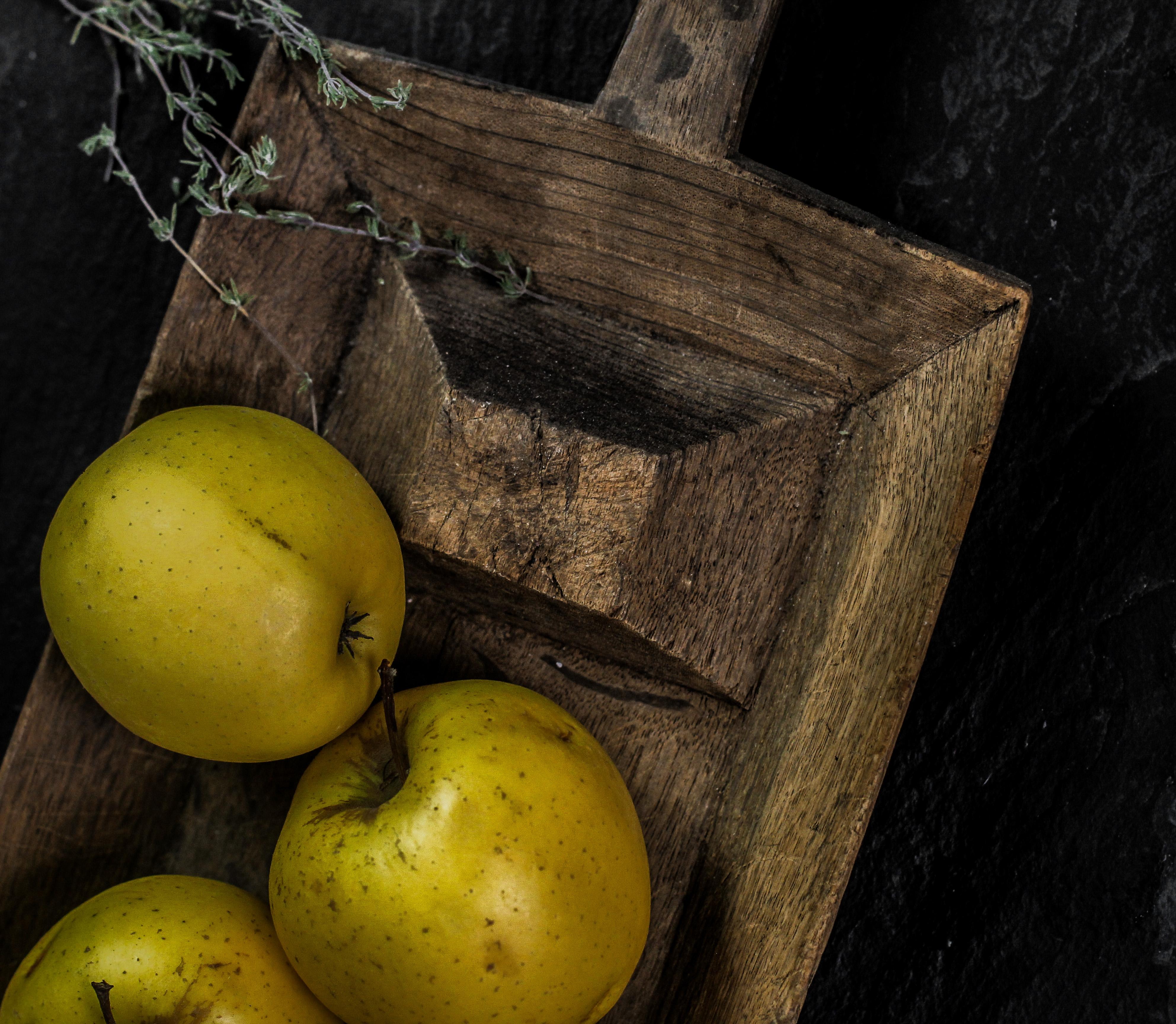 Apfel-Speck-Quiche